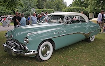 1949 to 1953 Buick Roadmaster