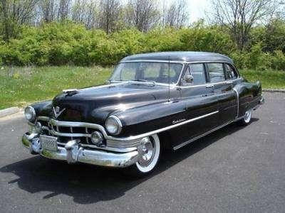 1950 Cadillac Limousine