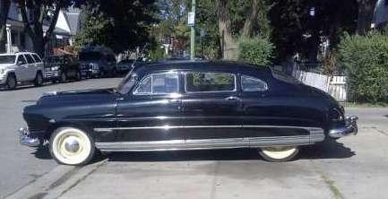 1950 Hudson Hornet Super Six