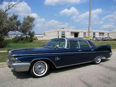 1960 Chrysler LeBaron