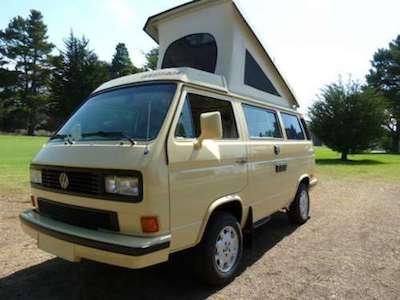 1983 Volkswagen Class 'B' Motor Home