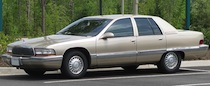 1991 to 1996 Buick Roadmaster