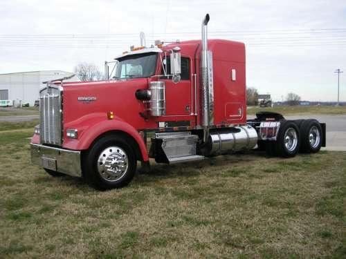 1996 Kenworth Tractor Truck