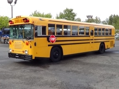 1999 Blue Bird School Bus