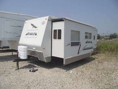 2004 Jayco Travel House Trailer