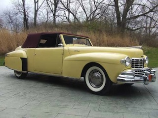 1948 Lincoln Series 86
