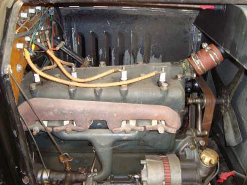 1915 Ford Model T Engine