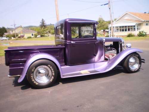 1930 Model A Pickup Truck