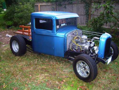 1934 Ford Model A Hot Rod