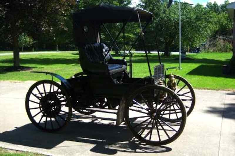 1909 Sears Motgor Buggy Model K