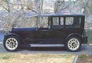 1920 Packard Twin Six