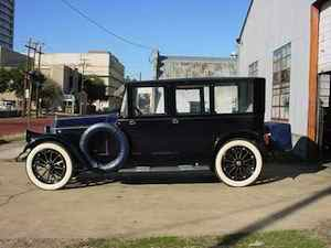 1921 Pierce-Arrow