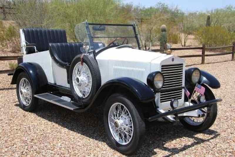 1923 Essex Raceabout Roadster
