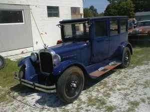 1925 Dodge Brothers Sedan