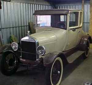 1927 Ford Touring Car