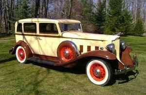1932 Packard Series 900 Light Eight