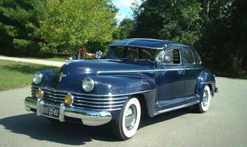 1942 Chrysler New Yorker