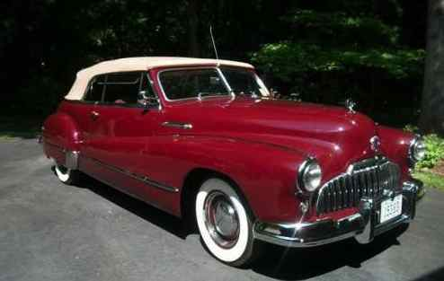 1946 Buick Special