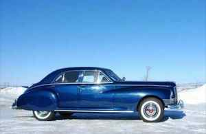 1947 Packard Custom