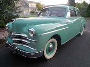 1949 Dodge Meadowbrook Sedan